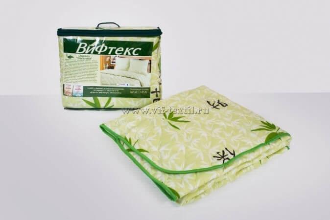 Одеяло эвкалипт 2сп, 150 г/м², полиэстер