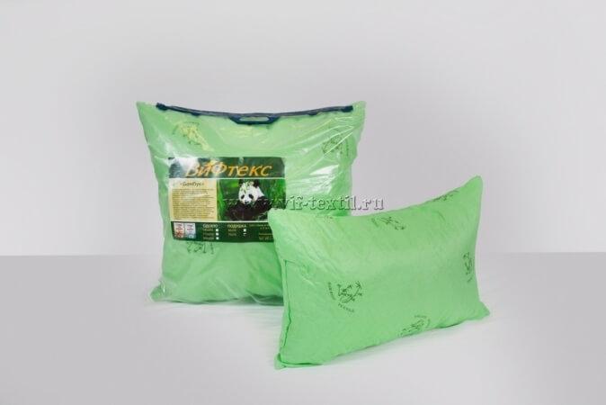 Подушка бамбуковое волокно ультрастепное 50х70
