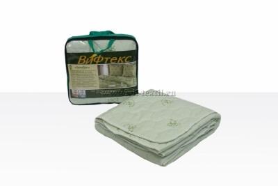 Одеяло бамбук 1.5сп, 150 г/м², тик