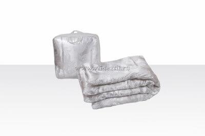 """Одеяло шелк"""" Шелк в жаккарде""""1,5 сп. Зима"""