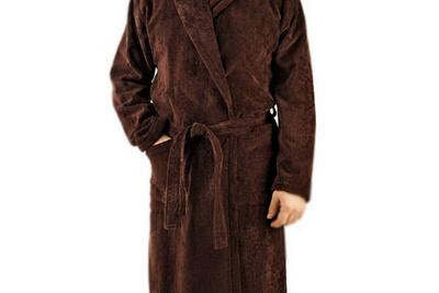 Халаты махровые мужские