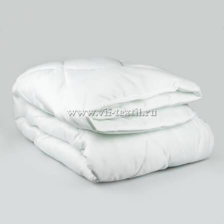 """Одеяло холлофайбер-пласт 200 г/м², сатин """"Элит"""" ОПХ-7"""