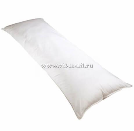 Подушка тканевая, полиэстер 50*150