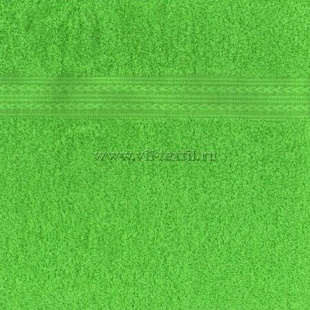"Полотенце махровое салатовый Туркменистан ""Байрамали"""