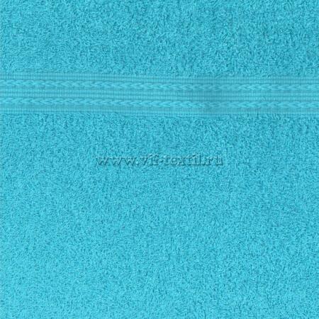 "Полотенце махровое светло-голубой Туркменистан ""Байрамали"""