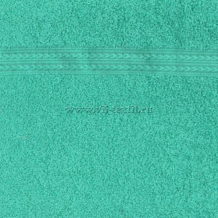 """Полотенце махровое светло-зеленый Туркменистан """"Байрамали"""""""