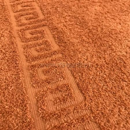 Полотенце махровое жареный орех (toasted nut) Туркменистан 0802028