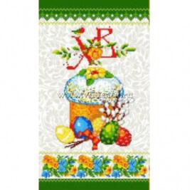 Кухонное полотенце-вафельное 35*61 вид13