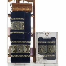 Набор полотенец 2 шт. махровые 50*90, 70*140 ПЦ-9