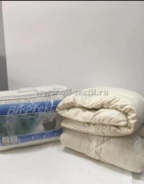 Одеяло Кокос, Зима-400 гм/2, тик смесовой