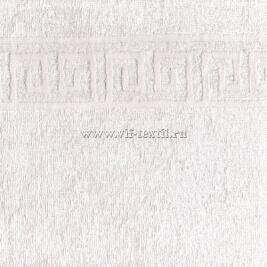 Полотенце махровое белый (white) Туркменистан 0802046