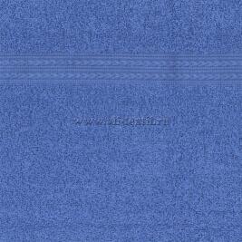 "Полотенце махровое голубой Туркменистан ""Байрамали"""