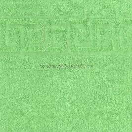 Полотенце махровое салатовый (paradise green) Туркменистан 80002