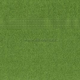 "Полотенце махровое зеленый Туркменистан ""Байрамали"""
