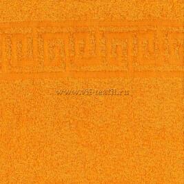 Полотенце махровое желтый (gold fusion) Туркменистан 0802037